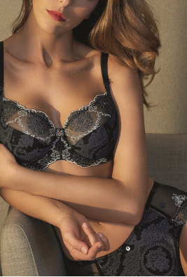 Lilly Rose di Empreinte Nero